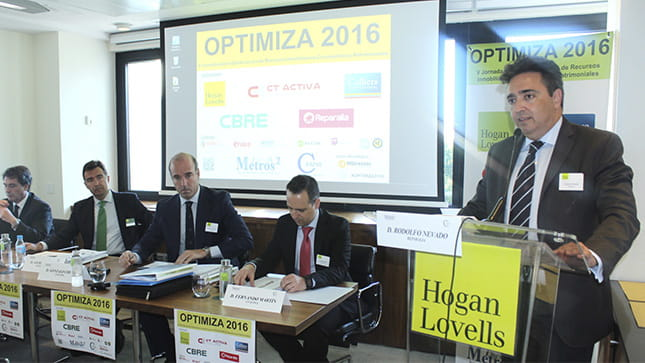 HomeServe patrocina Optimiza 2016, encuentro de referencia de Real Estate