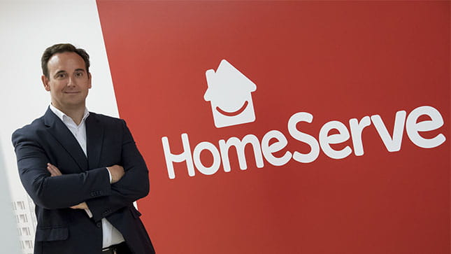 HomeServe Luis Vial director Negocio