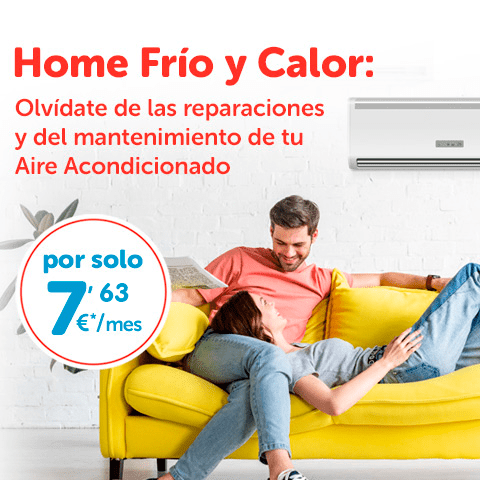 Cabecera Mobile Home Frío y Calor