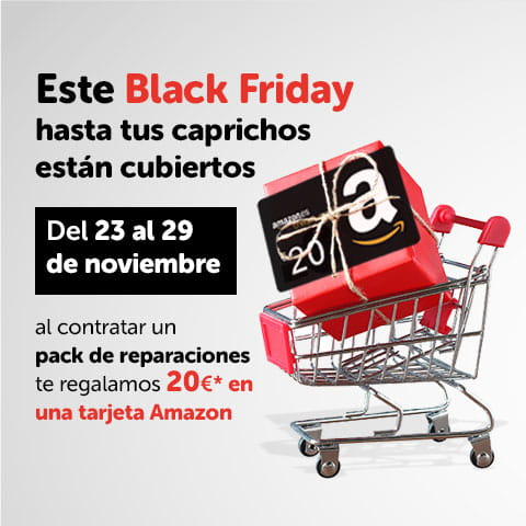 Black Friday HomeServe 2020
