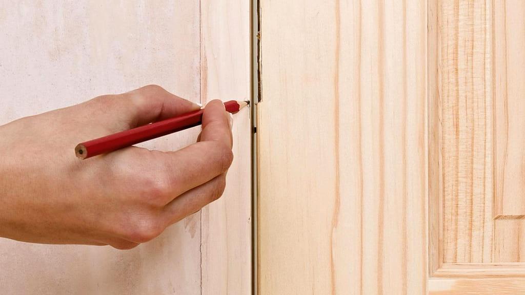 Qué es una jamba o tapeta de puerta, sus tipos y cómo se repara