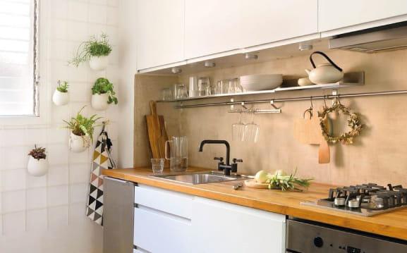 Reforma tu cocina sin hacer obra - Reforma cocina sin obra ...